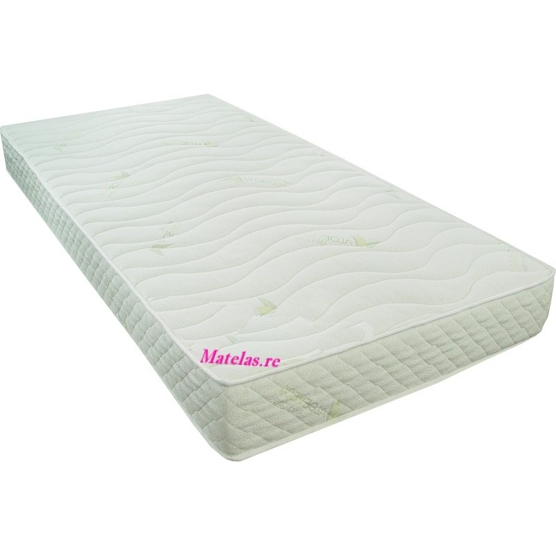 matelas confortdelux mousse haute densit 90 cm paisseur 18 cm densit 28 30 kg m3 matelas. Black Bedroom Furniture Sets. Home Design Ideas