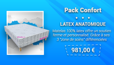 Pack Confort Anatomique